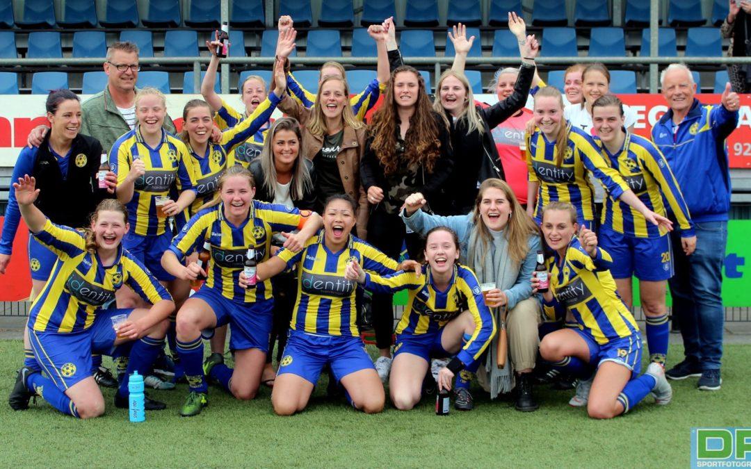 Bizarre week vrouwenvoetbal!